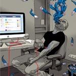 Vous en êtes ou de votre Cyber Addiction ?