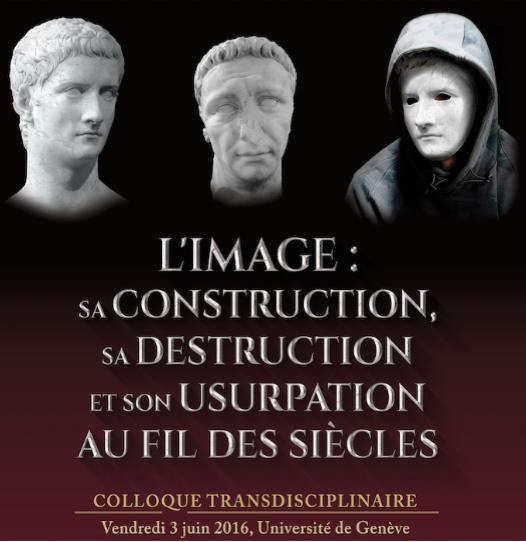 Colloque «La manipulation de l'image» 3 JUIN UNI GENEVE