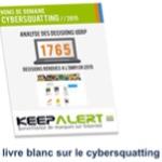 Livre blanc cybersquatting par KeepAlert
